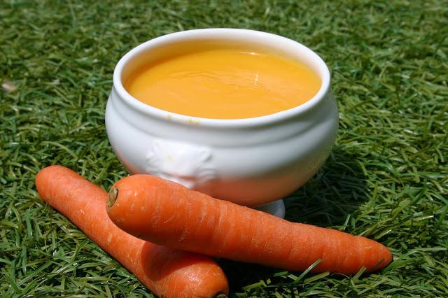 Crema de zanahoria qu hago de comer hoy for Que hacer para comer hoy
